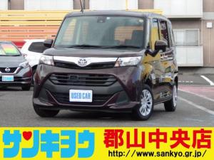 トヨタ タンク X S 純正ナビ バックカメラ スマートアシスト ETC