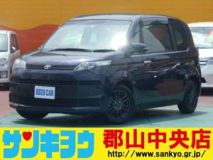 トヨタ スペイド G HDDナビ フルセグ パワースライドドア ETC