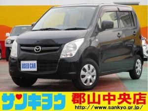 マツダ AZワゴン XG CDオーディオ キーレス 電動格納ドアミラー