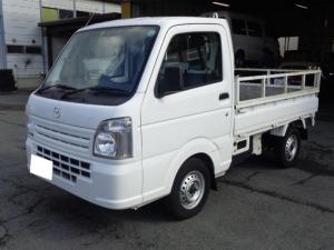 マツダ スクラムトラック KCエアコン・パワステ 4WD マニアル
