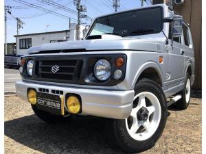 スズキ ジムニー ランドベンチャー 4WD ターボ