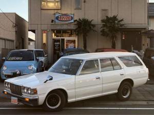 トヨタ クラウンバン SDX 5速マニュアル