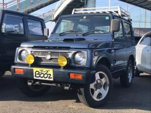 スズキ ジムニー ランドベンチャー 4WD 5速マニュアル ルーフキャリア
