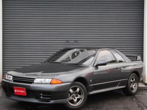 日産 スカイライン GT-R 純正16インチアルミホイール・3連メーター ケンウッドCDデッキ フルオートエアコン ABS ツインターボ 禁煙車 フルノーマル