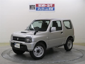 スズキ ジムニー XG 4WD CDチューナー 4AT