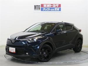トヨタ C-HR G-T モード ネロ 4WD バックモニター メモリーナビ