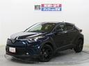 トヨタ/C-HR G-T モード ネロ 4WD バックモニター メモリーナビ