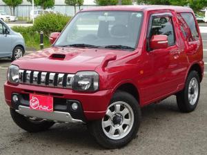 スズキ ジムニー ランドベンチャー 7型 切替4WD ターボ 専用シート AT