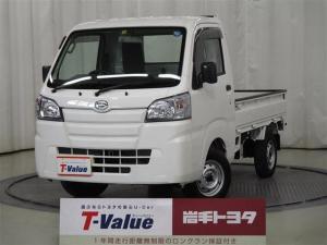 ダイハツ ハイゼットトラック スタンダード 4WD 5MT エアコン パワステ ABS