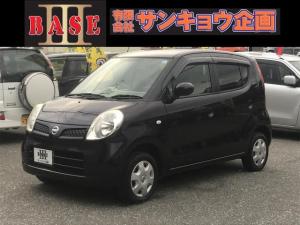 日産 モコ E FOUR 4WD CD スマートキー ベンチシート