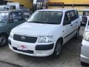 トヨタ/サクシードバン UL 4WD HDDナビ CD ETC キーレス 商用車