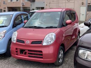 日産 モコ E FOUR 4WD CD スマートキー ベンチシート シートヒーター ABS エアバッグ