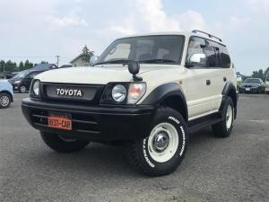 トヨタ ランドクルーザープラド TXリミテッド 4WD ナビ AW オーディオ付 DVD