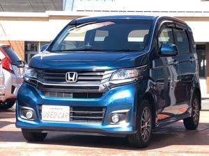 ホンダ N-WGNカスタム G・ターボパッケージ 4WD HIDヘッドライト 純正ナビ