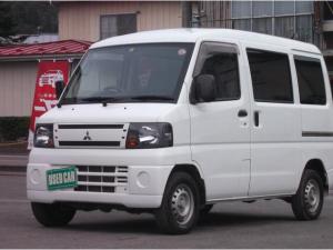 三菱 ミニキャブバン CD パートタイム4WD