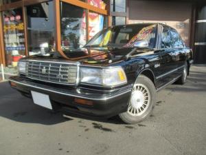 トヨタ クラウン ロイヤルサルーンG ベンチコラム エアサスコントローラー