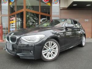 BMW 1シリーズ 116i Mスポーツ 純正ナビ Bカメラ ETC 右ハンドル