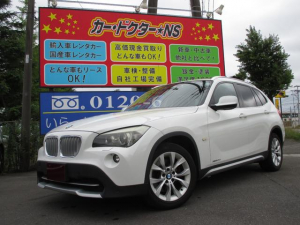 BMW X1 xDrive 25i 4WD