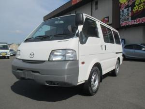 マツダ ボンゴバン DX パートタイム4WD オートマ車 積載950kg
