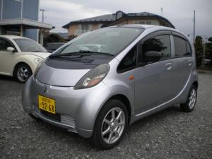 三菱 アイ LX 4WD車検H4/12アルミホイールスタッドレスタイヤ