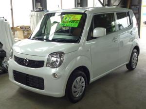 日産 モコ S FOUR 4WD ナビ CD ETC スマートキー