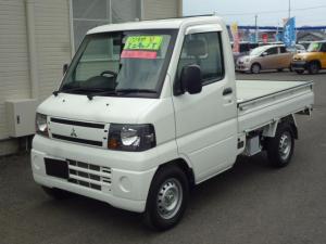 三菱 ミニキャブトラック Vタイプ 4WD 5速マニュアル パワステ エアコン