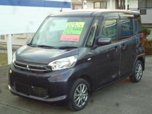 三菱 eKスペース G 4WD ナビ ワンセグTV CD バックカメラ