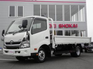 トヨタ ダイナトラック ロング ワイド 4WD 最大積載量3t ABS 運転席エアバッグ