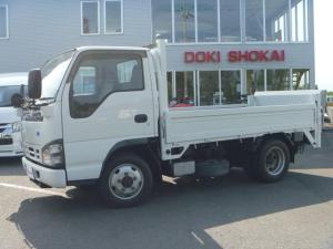いすゞ エルフトラック  4WD2t垂直ゲート