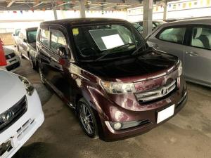 トヨタ bB Z 4WD ETC ナビ ABS エアコン 6200
