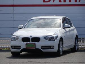 BMW 1シリーズ 116i スポーツ ターボ 純正HDDナビ バックモニター HIDヘッドライト 純正16inアルミホイール アイドリングストップ キーレス ETC