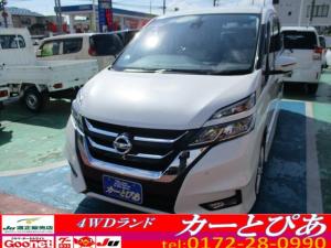 日産 セレナ ハイウェイスター☆プロパイロット☆ ナビTV☆ETC 4WD