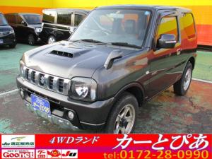 スズキ ジムニー クロスアドベンチャー CDオーディオ フォグランプ 切替式4WD