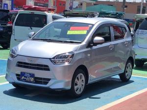 ダイハツ ミライース X SAIII 4WD CD LED クリアランスソナー 寒冷地仕様