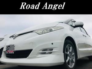 トヨタ エスティマ 2.4アエラスG4WDスタッドレス&冬ワイパー付 1年保証