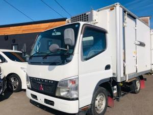三菱ふそう キャンターガッツ  冷蔵冷凍車 4WD 最大積載量1000kg 外装仕上げ済み