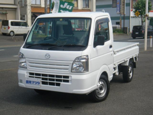 マツダ スクラムトラック KCエアコン・パワステ 4WD 5速MT