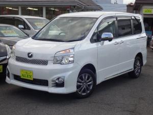 トヨタ ヴォクシー ZS 煌II 4WD 両側パワースライドドア 純正ナビ TV
