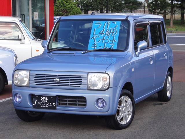 4WD・キーレス・ベンチシート・シートヒーター・CDMDオーディオ