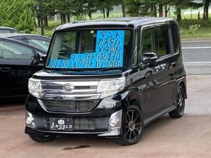 ダイハツ タント カスタムX 4WD パワースライドドア