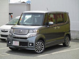 ホンダ N-BOXカスタム G・ターボパッケージ 4WD ナビ&フルセグ 両側パワスラ