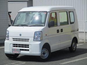スズキ エブリイ PA 4WD エアコン パワステ 5MT ワンオーナー