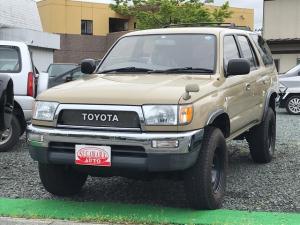 トヨタ ハイラックスサーフ SSR-X 4WD ナロー仕様 背面レス ナビ ETC