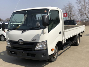 トヨタ ダイナトラック ワイド ロング 平ボディ 最大積載量2000kg 4WD