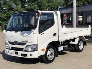 i日野 デュトロ 全低床 2tダンプ 4WD 積載2000kg