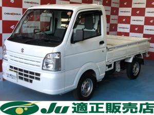 スズキ キャリイトラック KCエアコン・パワステ CDオーディオ 4WD
