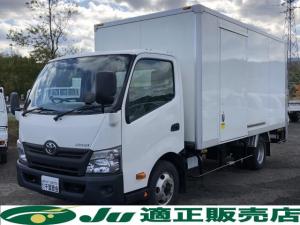 トヨタ ダイナトラック ロングフルジャストロー 垂直式パワーゲート 積載3t ナビ