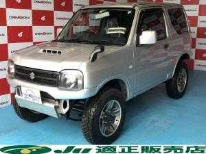 スズキ ジムニー XG 4WD 2インチリフトアップ オートケンマフラー
