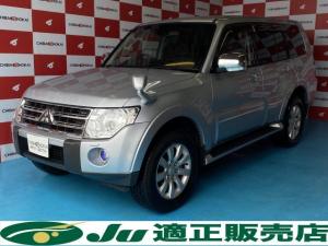 三菱 パジェロ ロング スーパーエクシード TV ナビ Bカメラ 4WD