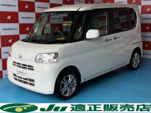 ダイハツ タント L 4WD TV ナビ エンジンスターター